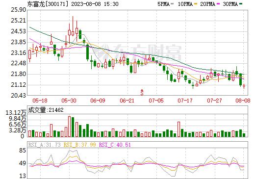 东富龙(300171)