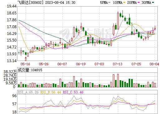 飞荣达(300602)