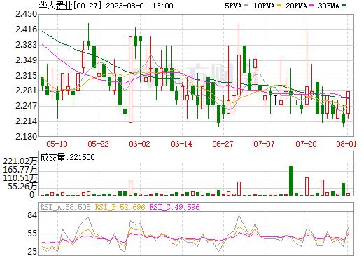 华人置业(00127)