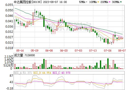 中达集团控股(00139)