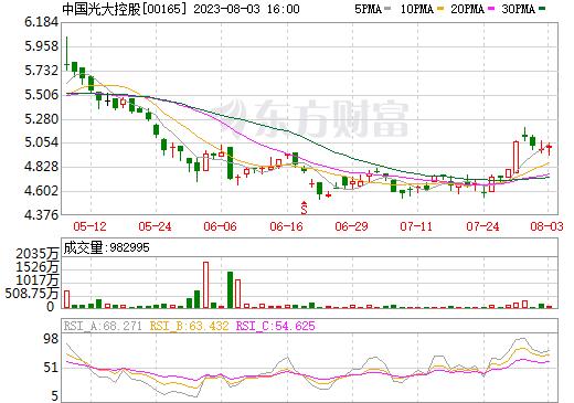 中国光大控股(00165)