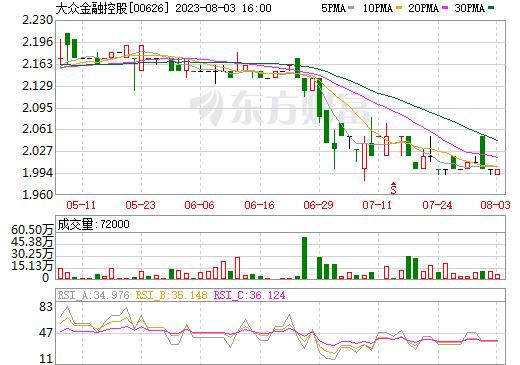 大众金融控股(00626)