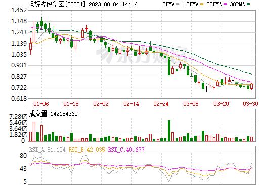 旭辉控股集团(00884)