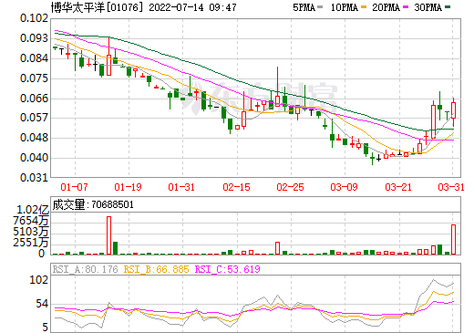 博华太平洋(01076)