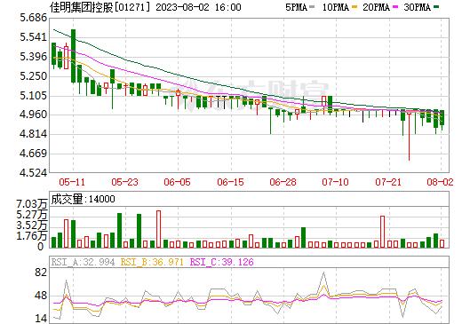 佳明集团控股(01271)