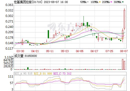 宏基集团控股(01718)