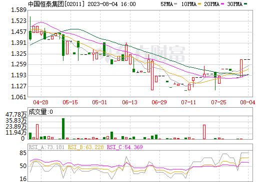 中国恒泰集团(02011)