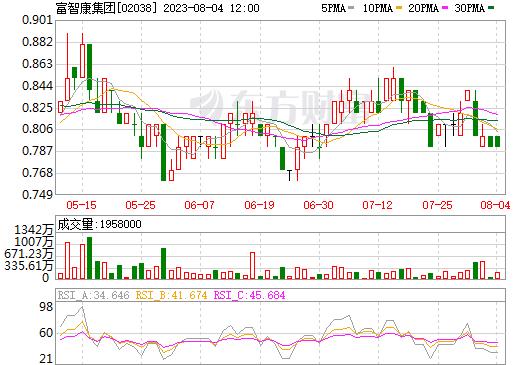 富智康集团(02038)