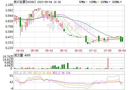辰兴发展(02286)