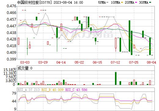 中国织材控股(03778)