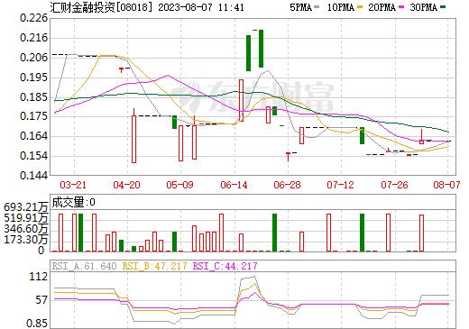汇财金融投资(08018)