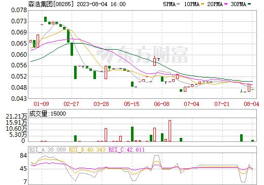 森浩集团(08285)