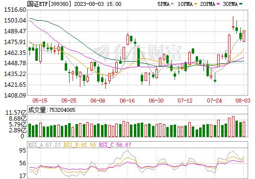 国证ETF(399380)
