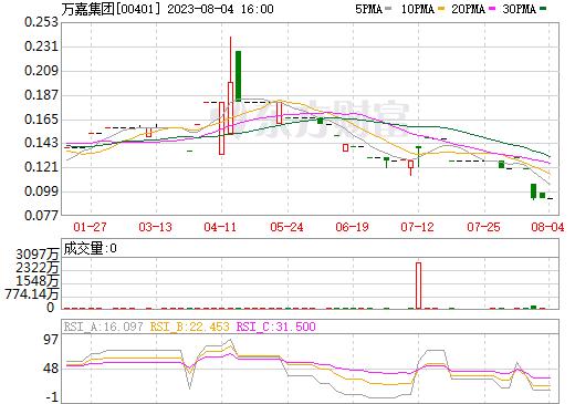 万嘉集团(00401)