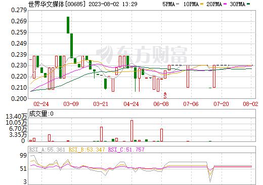 世界华文媒体(00685)