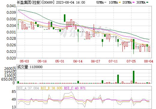 长盈集团(控股)(00689)