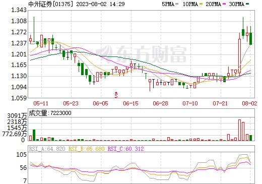 中州证券(01375)