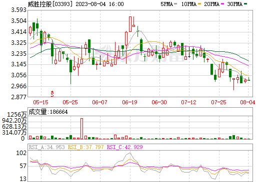 威胜控股(03393)