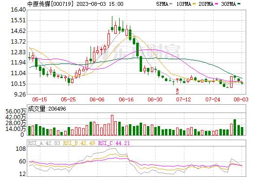 大地传媒(000719)